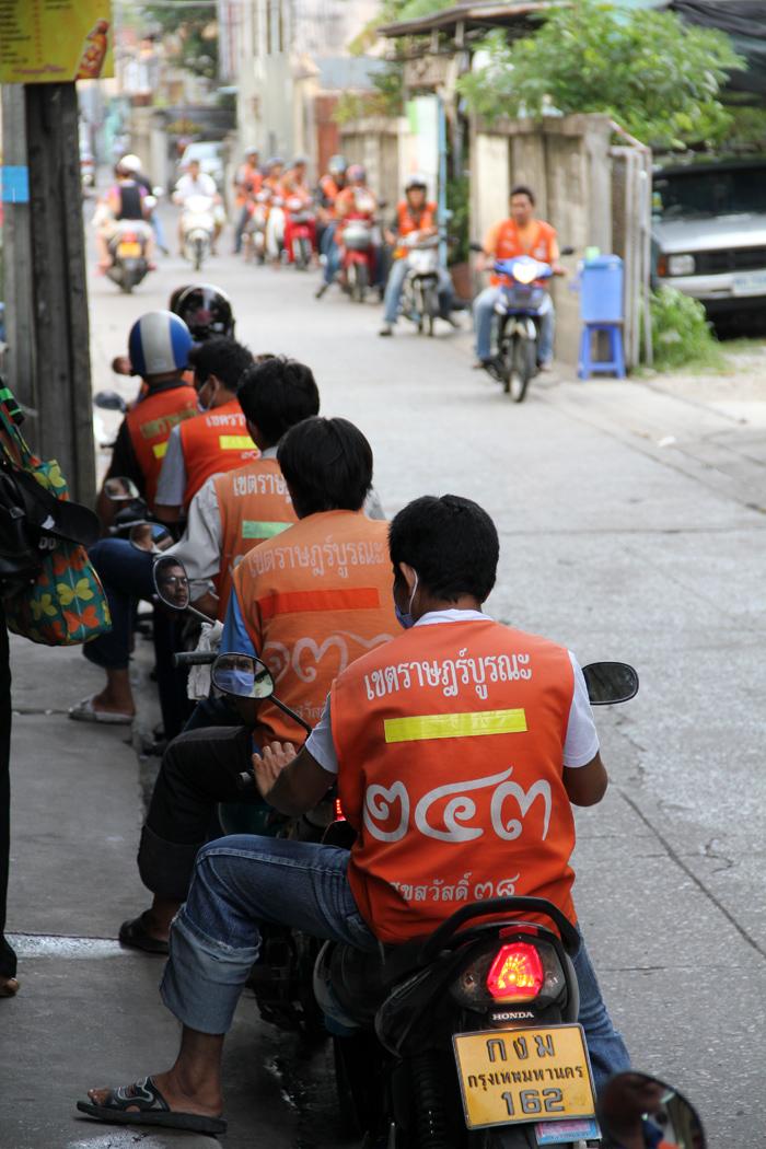 moto taxi thailande et freelances